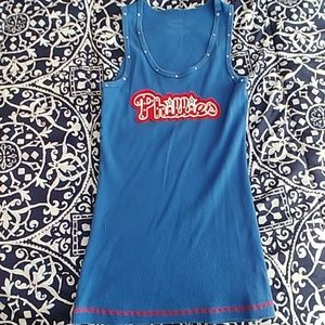 Majestic Tops - Phillies tank